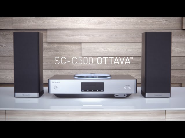 OTTAVA™ SC-C500  Concept Movie