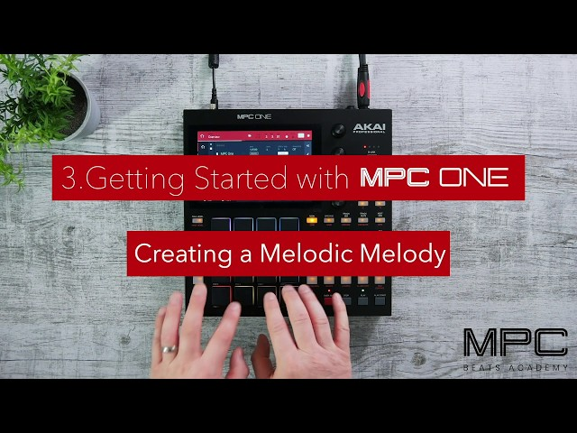 Getting Started | Creating A Melody