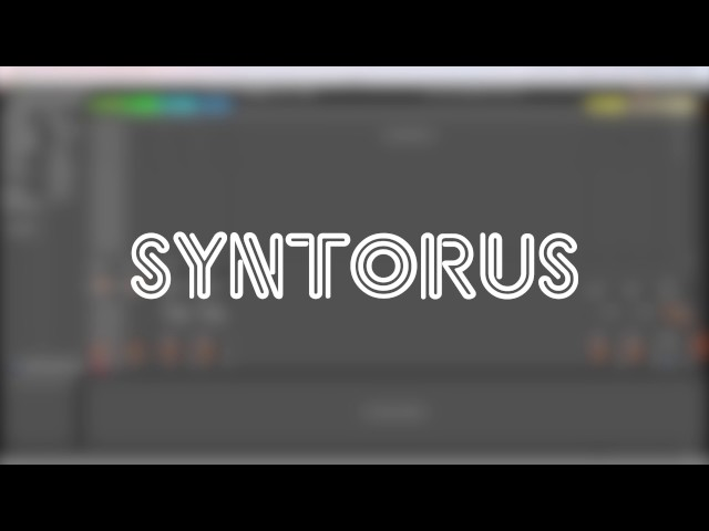 Focusrite // D16 Syntorus - Activation Video