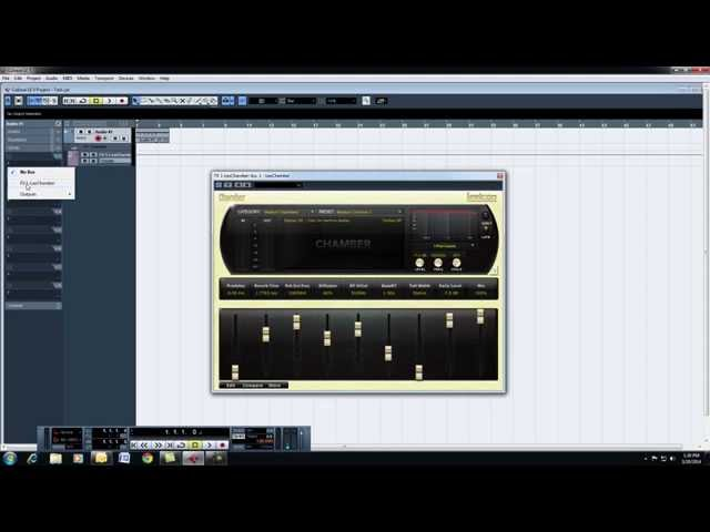 Lexicon Professional - PCM, LXP and MPX Plug-in Instantiation Video