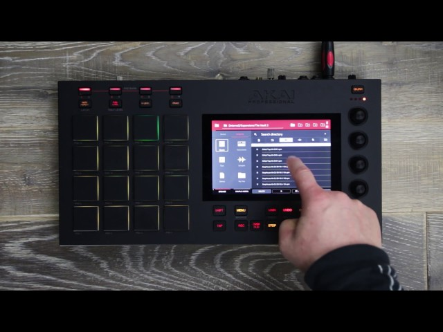 MPC Lounge: Drum Programming