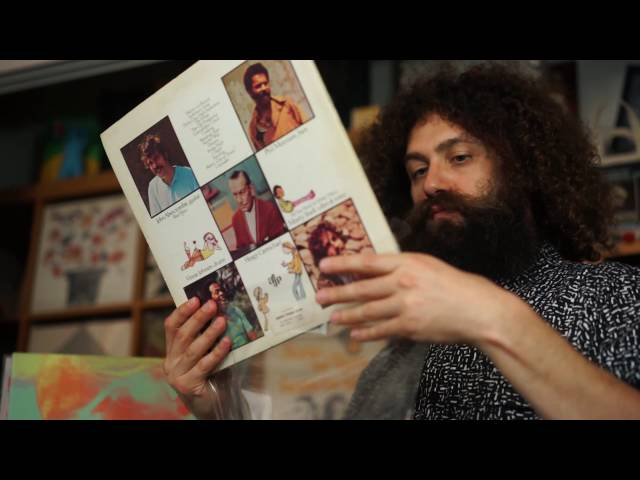 "Gaslamp Killer - ""The Last 4 Records on Earth"""
