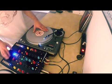 DJ Unkut vs GoldCuts for Ortofon Exclusive