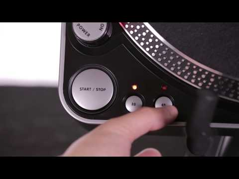 Stanton T52 Turntable Overview