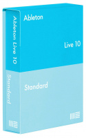 Ableton Live 10 Standard Edition UPG from Live Intro по цене 22 080 руб.