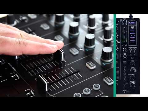 Reloop RMX-80 Digital: Tutorial 3 - Advanced Fader Adjustment (english)