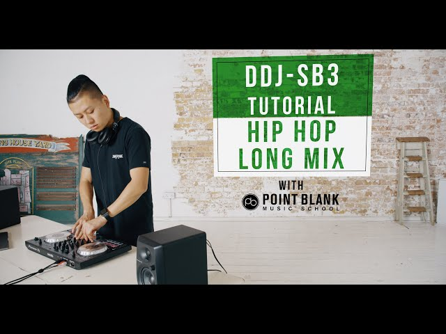 DDJ-SB3 Tutorials: Long Mix