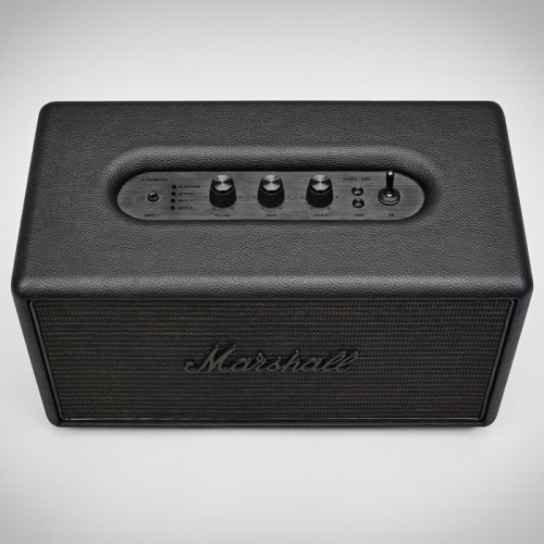 MARSHALL Stanmore Pitch Black  по цене 29 890 руб.