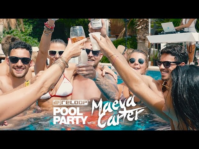 Pool Party with Maeva Carter - powered by Reloop