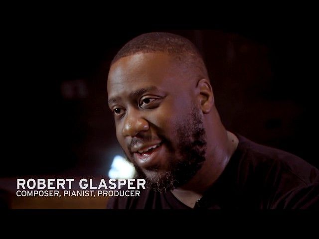 Robert Glasper on the KORG Kronos part 1