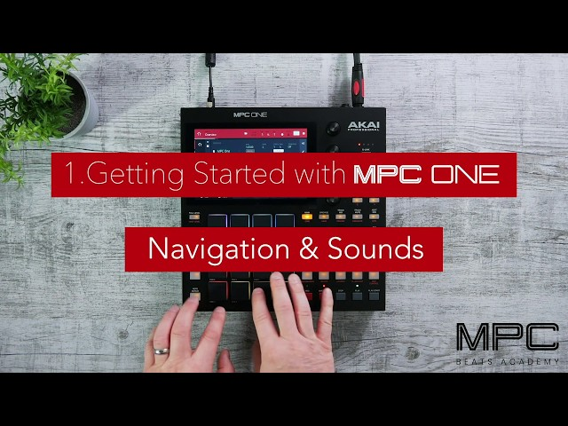 Getting Started |  Navigation & Sounds