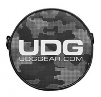 UDG Ultimate Headphone Bag Digital Camo Grey - UDG Ultimate Headphone Bag Digital Camo Grey, Сумка для наушников
