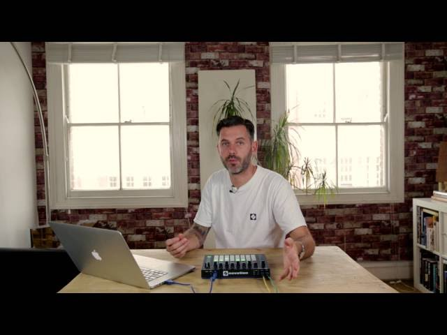 Novation // Circuit 1.3 - Components