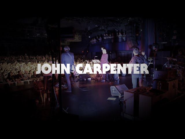 John Carpenter x M-Audio