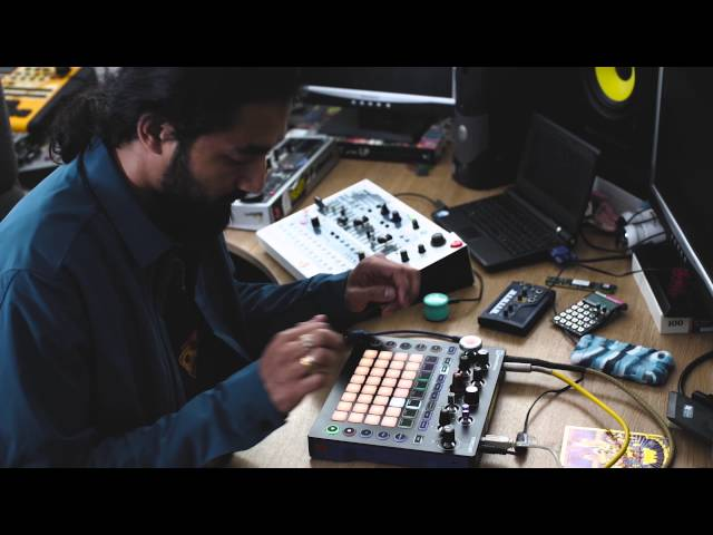 Novation // My Panda Shall Fly Circuit Performance