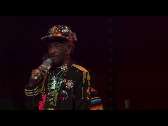 Lee Scratch Perry & Subatomic Sound System: 'Croaking Lizard / Chase the Devil' live | Loop