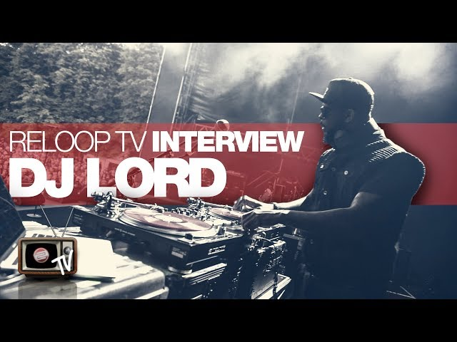 Reloop TV – DJ Angelo In An Interview w/ DJ Lord (Public Enemy) – Turntablism, Tour Life & Tales