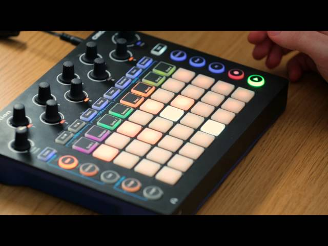 Novation // Circuit 1.3 - Working with Sample Flip
