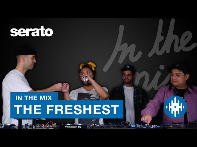 The Freshest | In the Mix | Rap classics, Afro beats, Dancehall,