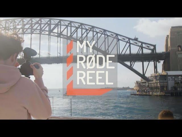 My RØDE Reel 2018 Script Comp Winner - Dawson Heistad lands in Sydney!