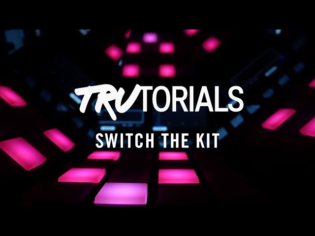 MASCHINE TruTorials S05 E07: Switch the Kit | Native Instruments