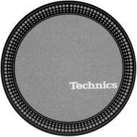 Slipmat-Factory TECHNICS Strobo Black-Silver (Пара) по цене 1 210 руб.
