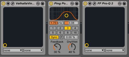 Ableton fx chain