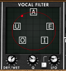 Arturia MINI-V vocal filter