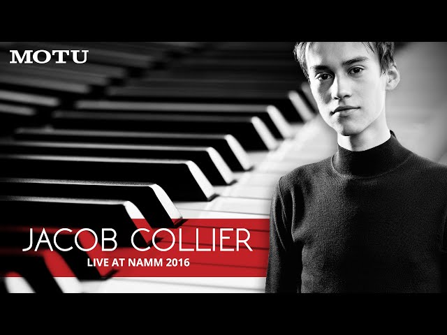 NAMM 2016: Jacob Collier live performance