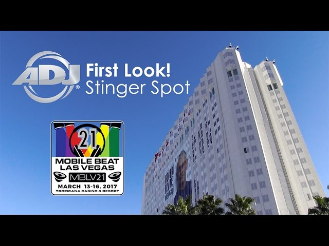 "Startec Stinger Spot ""First Look"" at Mobile Beat 2017"