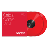 "Serato 12"" Control Vinyl Performance Series (пара) - Red по цене 3 130 руб."