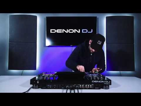Denon DJ Prime 4 Performance Video - Ethan Leo