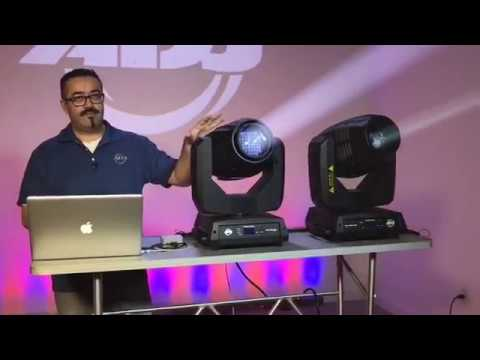 Facebook Live: ADJ Hybrid Moving Heads