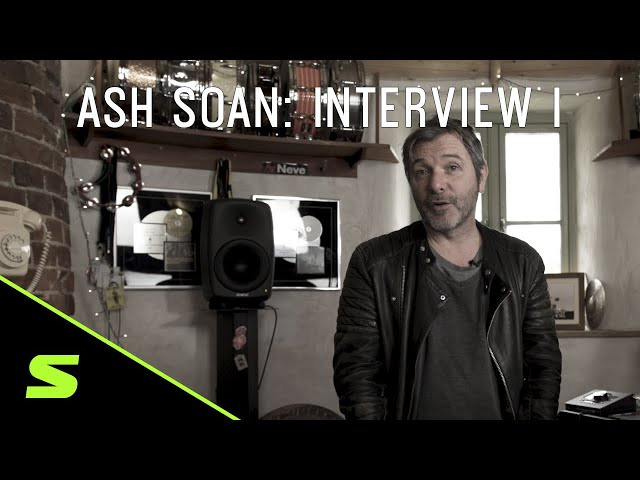 Shure Drum Mastery 2019: Ash Soan Interview I