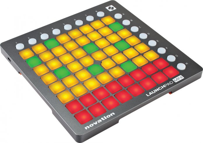 Обзор Novation Launchpad Mini