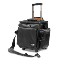 UDG Ultimate SlingBag Trolley DeLuxe Black, Orange Inside MK2 по цене 16 590 руб.