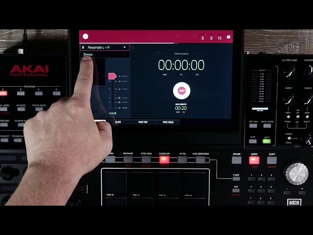 MPC Lounge: Pitch Shifting and Reverse Trails
