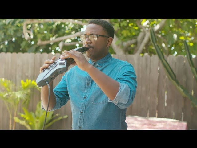 "Aerophone GO Sound Preview: ""Square Lead"""