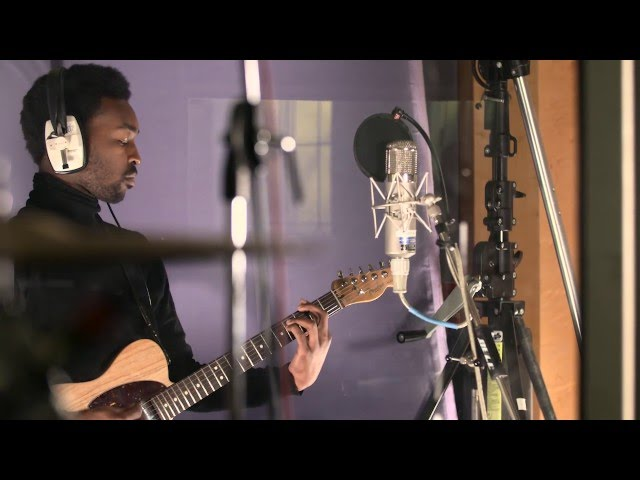 Focusrite // Mic Pre Masters - Recording Jalen N'Gonda with the Red 4Pre