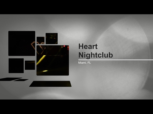 ADJ Installation: Heart Nightclub