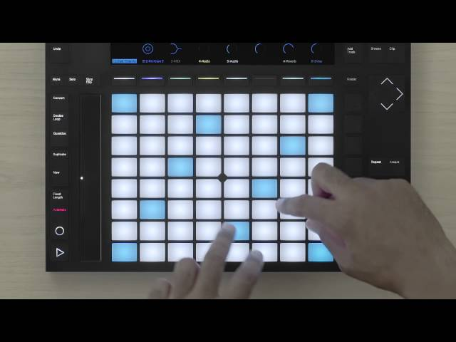 Ableton Push 2 Tutorial – Playing Chords