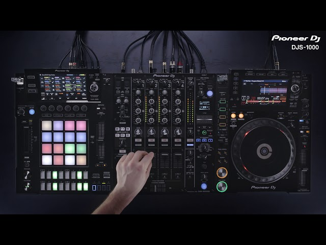 DJS-1000 Tutorial - Sync and Mix