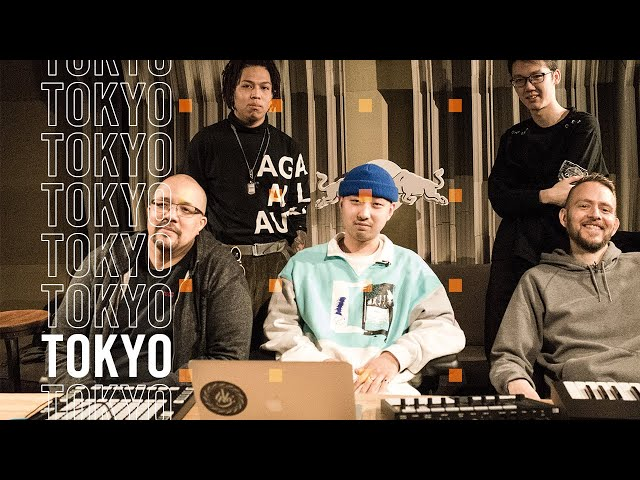 New Forms Tokyo: Full-speed Beatmaking with MASCHINE | Native Instruments