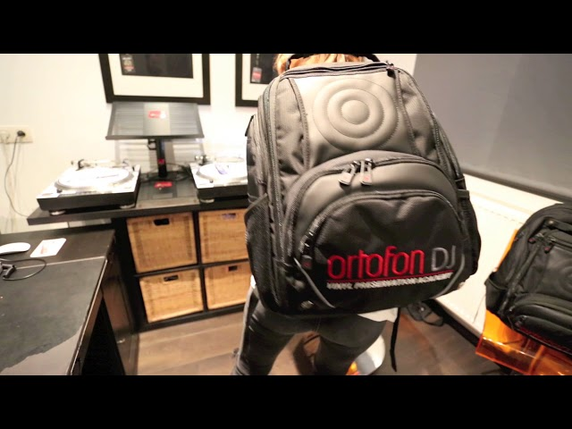 Ortofon multipurpose DJ Gear Bag