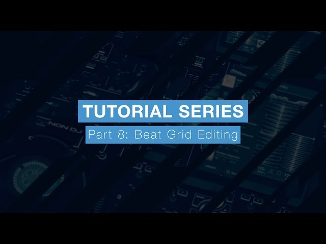Denon DJ Prime 4 Tutorial Part Eight – Beat Grid Editing