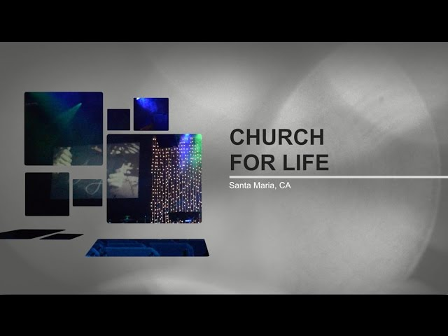 ADJ Installation: Church For Life