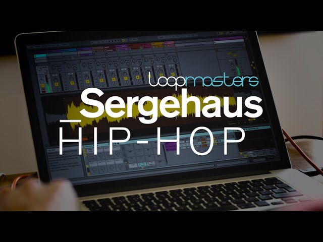 Novation // Loopmasters & Sergehaus - Hip-hop