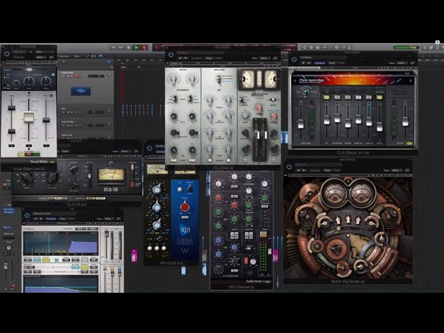 Run Lots of Plugins While Recording with Ultra-low Latency