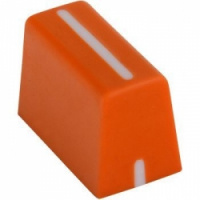DJTT Chroma Caps Fader MK2 Neon Orange (Plastic) по цене 200 руб.