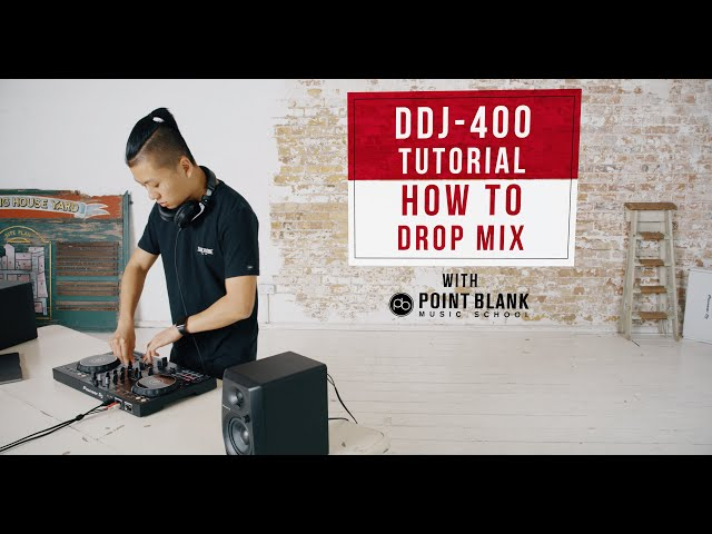 DDJ-400 Tutorials: How To Drop Mix